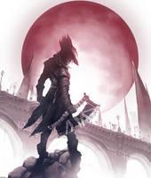 The Paleblood hunter by Istrandar