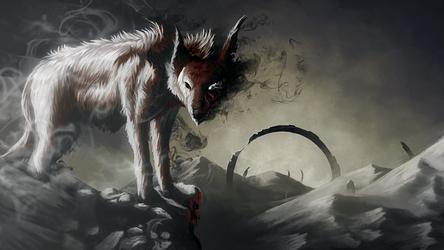 Hound of cinder