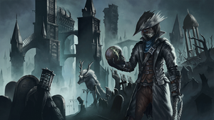 Bloodborne : the knowledge of a mad man