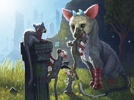 family reunion (the last guardian)