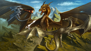 The great battle (commission)