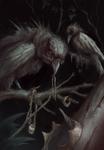 MaySketcheADay 2 : Crows