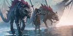 Tide hunter by Istrandar