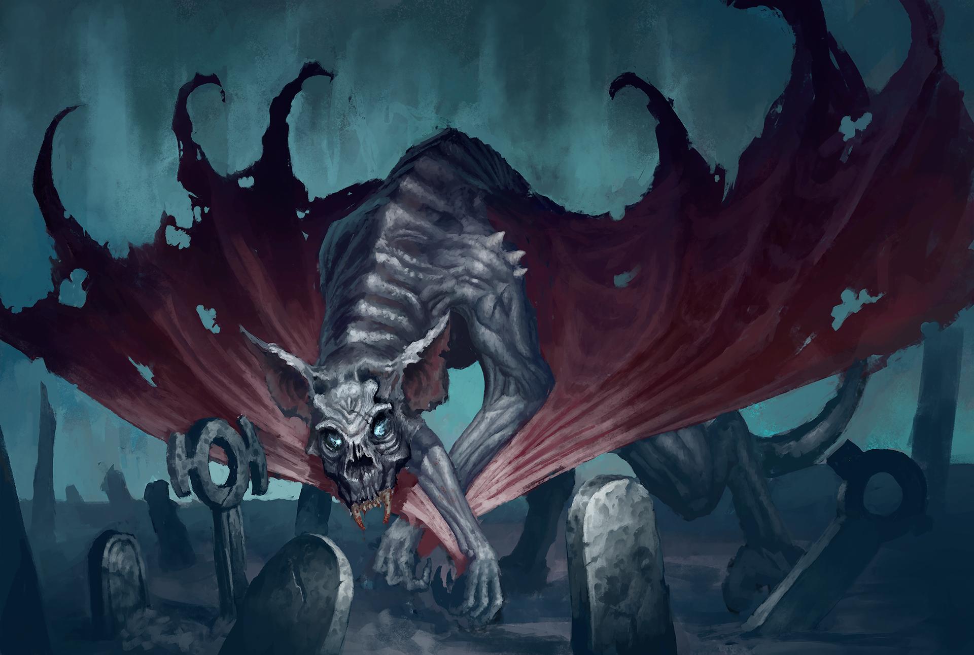 Primordial vampire