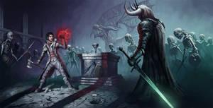 Confrontation (Commission)