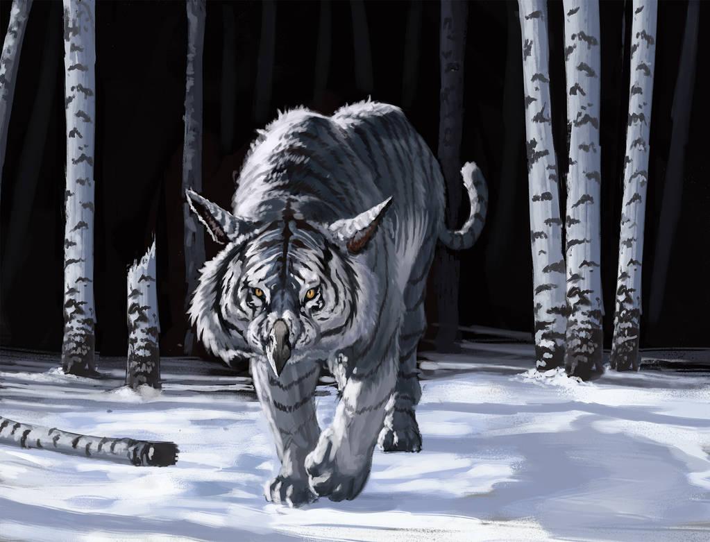 Snow chimera