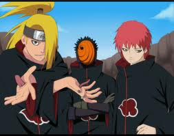 Artists,Puppeteers,Funny Akatsuki's by ClayMastered10