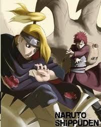 download naruto shippuden episode gaara vs deidara