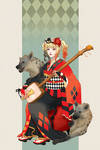Harley Kimono