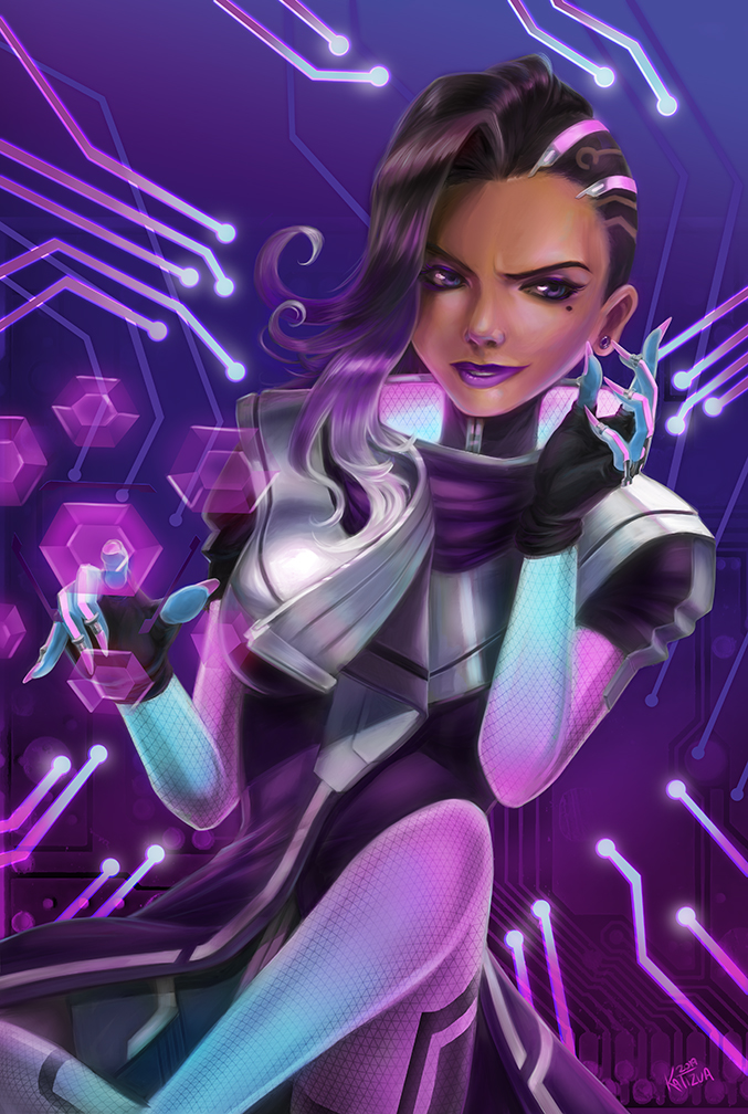 Sombra a hacking by katizua