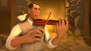 Violin by Moogly96