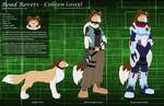 Road Rovers - Colleen (2015) Character Sheet