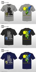 Expressive Ordnance dA T-shirt by spoiledpotato