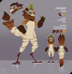 Grem Ref - Juniper by sapphiix