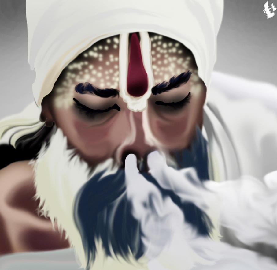 Monk by raj475
