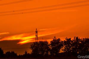 Erste Versuche mit Tianya Sunset Verlaufsfilter