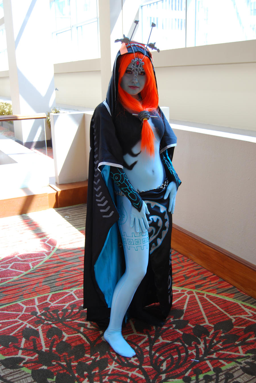 Midna - True Form by Lynalee