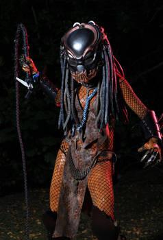 Predatory lady in the dark 2