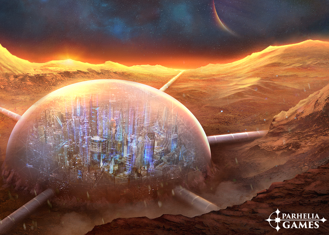 Mars Doomed City 507240456 on Urban Planning Portfolio