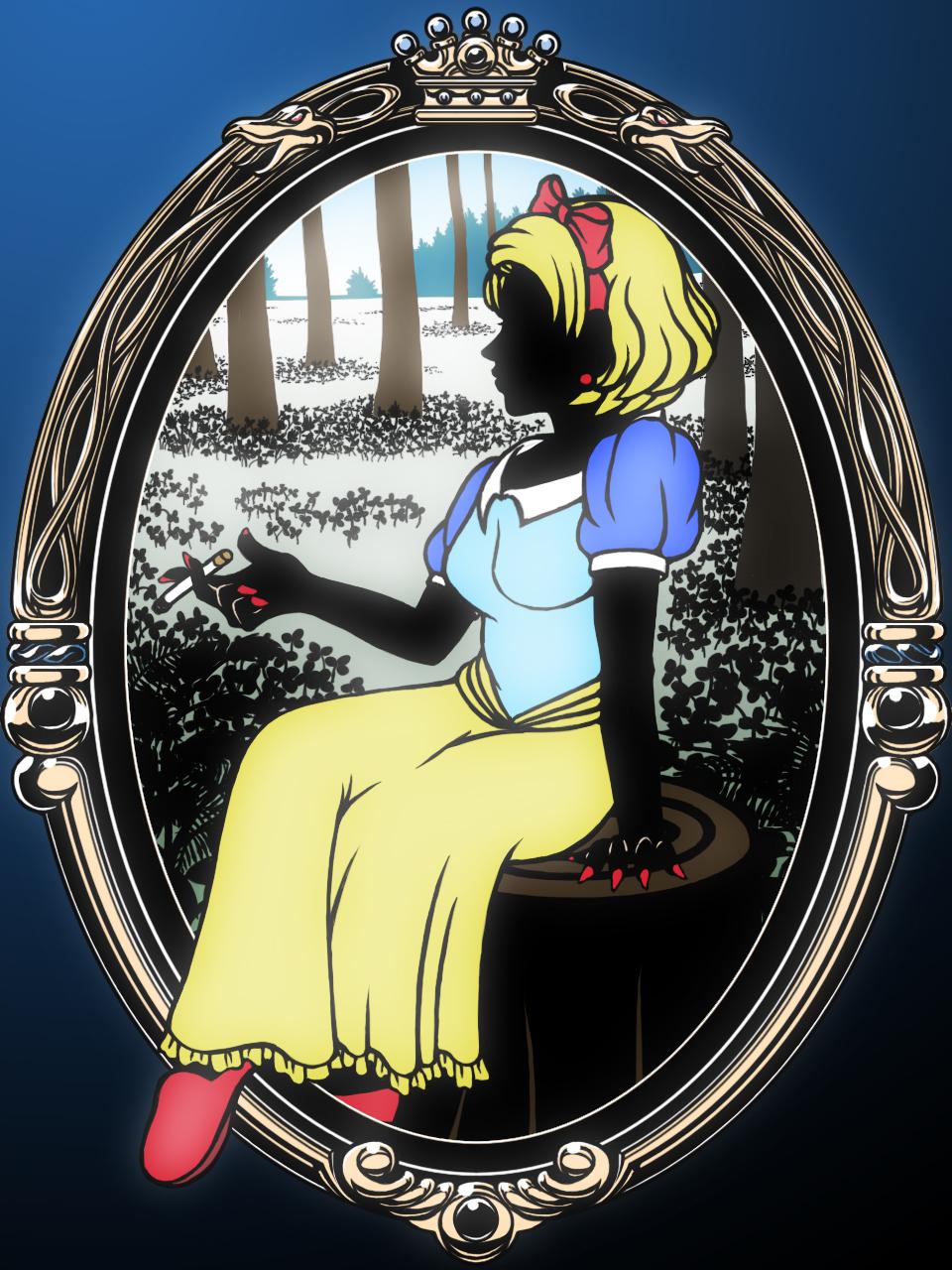 白雪姫アレンジ版