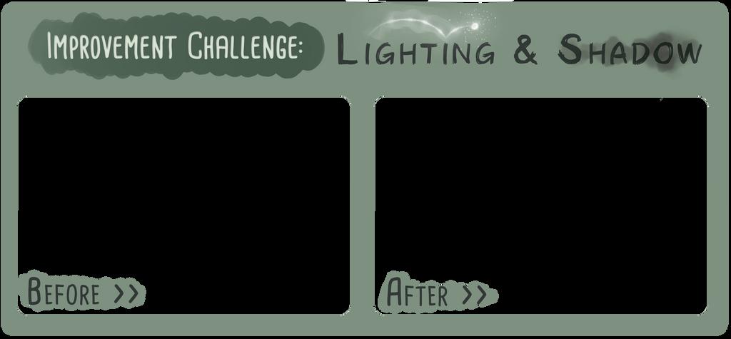 Lighting Challenge - Horizontal by ninebark