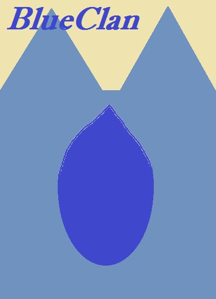 BlueClan by skyclan199