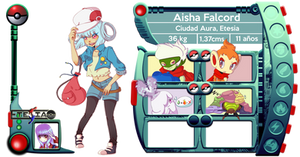 PKMN ETESIA - Aisha