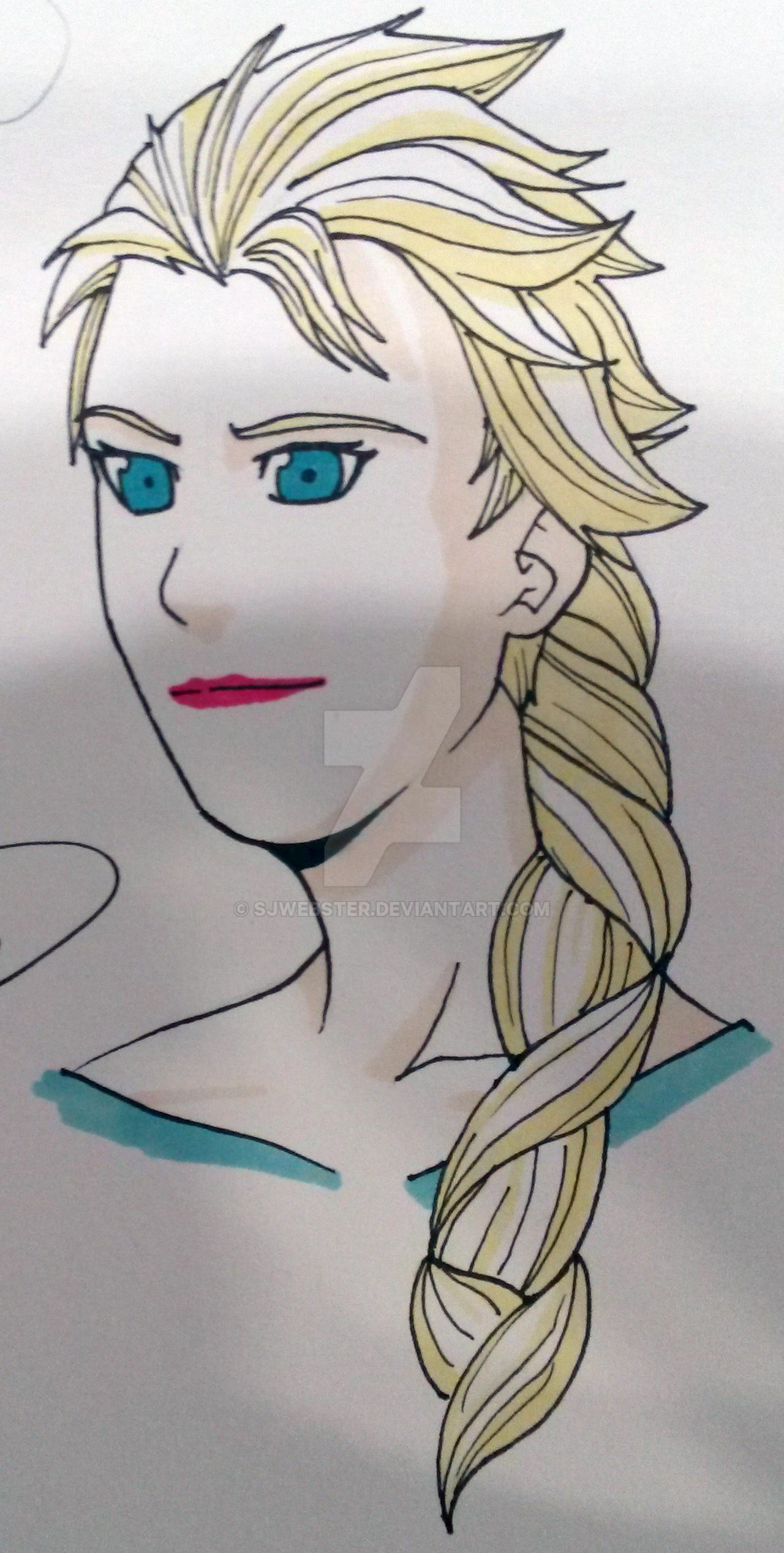 Elsa by SJWebster