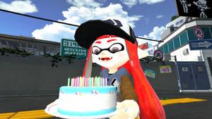 Happy (late) birthday Nickolox