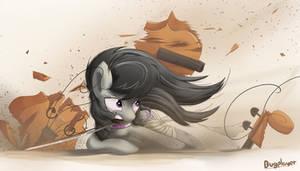 Octavia battle