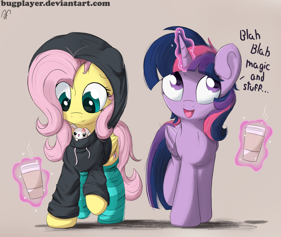Casual Afternoon by Bugplayer