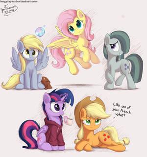 Best ponies emergency pack