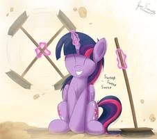 Dust pony by Bugplayer