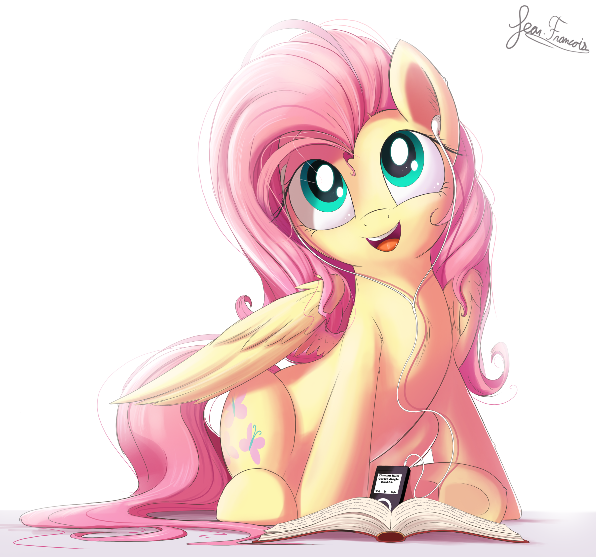 Fluttery Day by Bugplayer