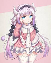 Kanna Kamui by Bugplayer