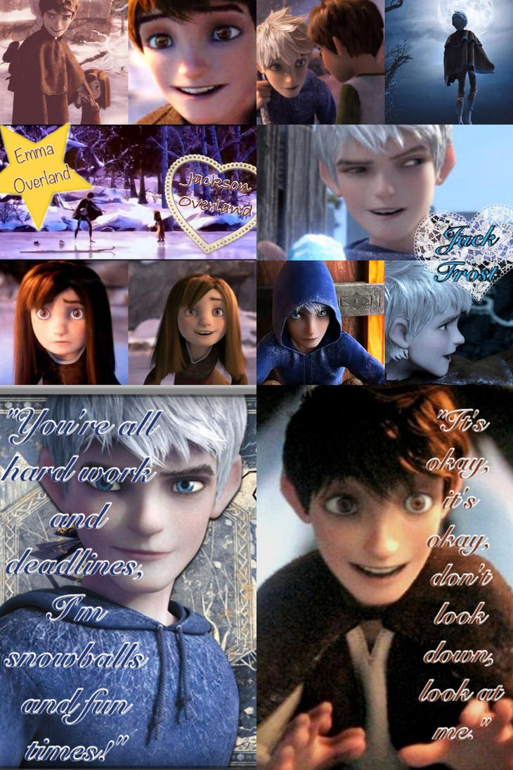 Jack Overland Frost Best Moments by TheAwesomeKid101