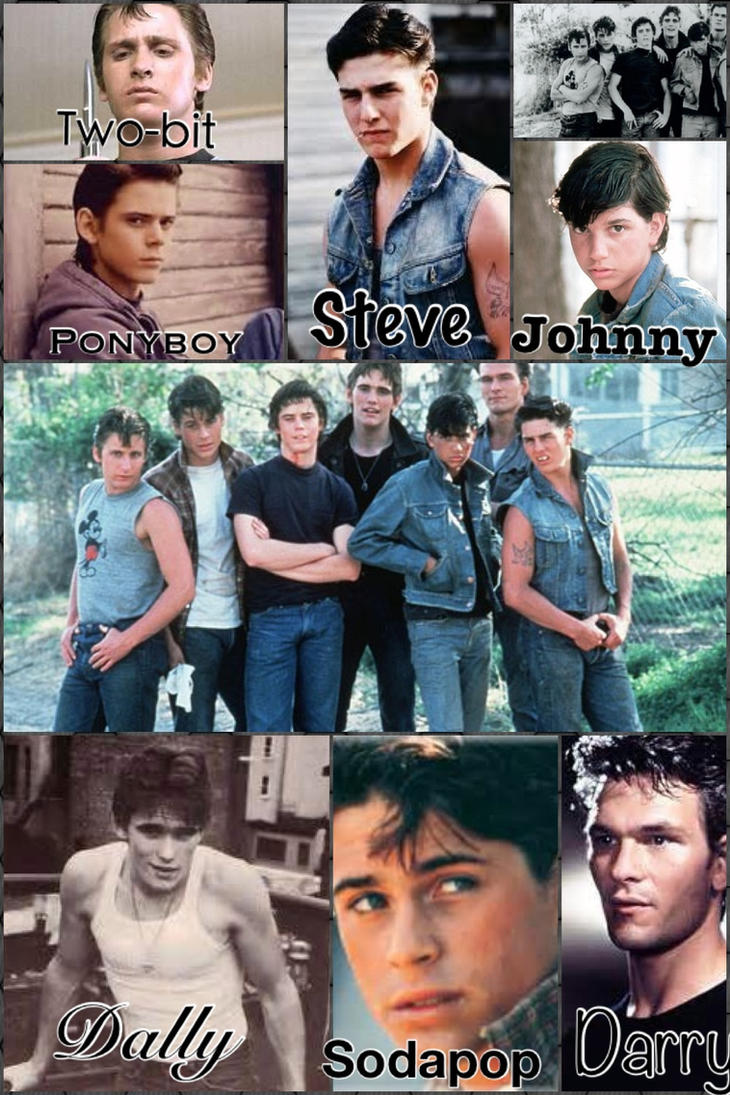the outsiders chapter 5 pdf