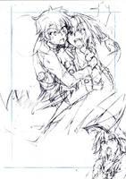 whispering hug