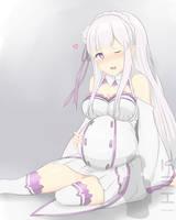 Emilia by 141-KeiIzumi-141