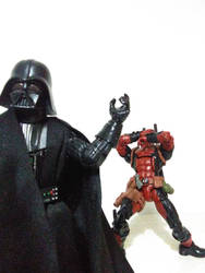 Deadpool and Vader (3) by lamota43