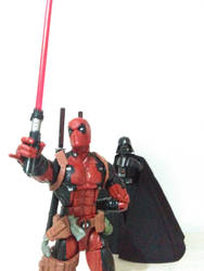 Deadpool and Vader (6) by lamota43
