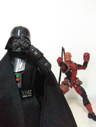 Deadpool and Vader (8) by lamota43