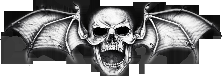 Av av avenged sevenfold tattoo designs -  Deathbat A7x By Andrizky Deathbat A7x By Andrizky