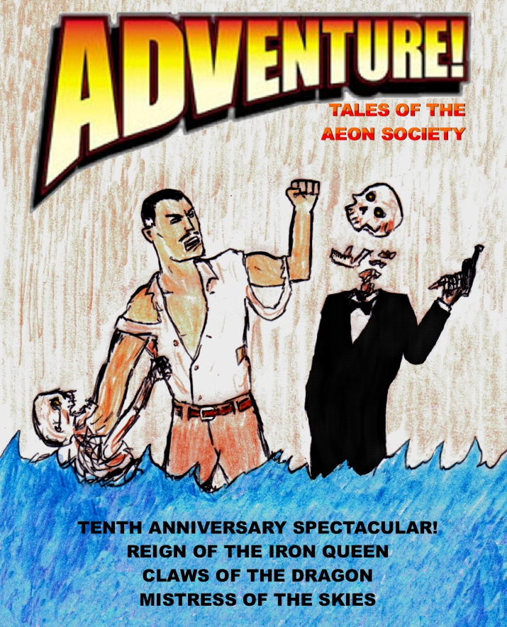 Adventure! 10th Anniversary by Oxbrow