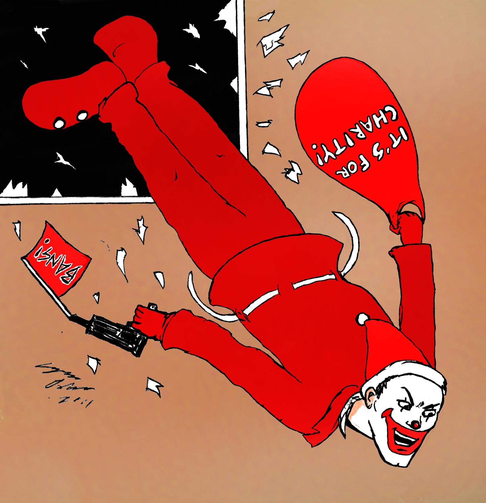 Crimson Clown remake remodel by CraigOxbrow