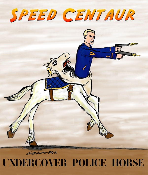 Speed Centaur by Oxbrow