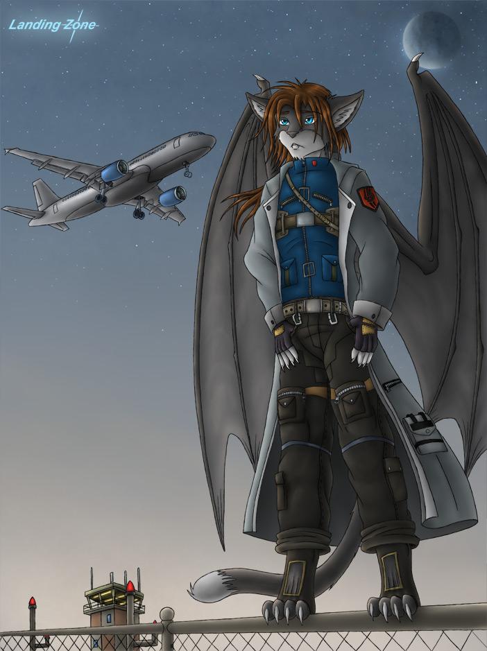 LandingZone airpot by LandingZone