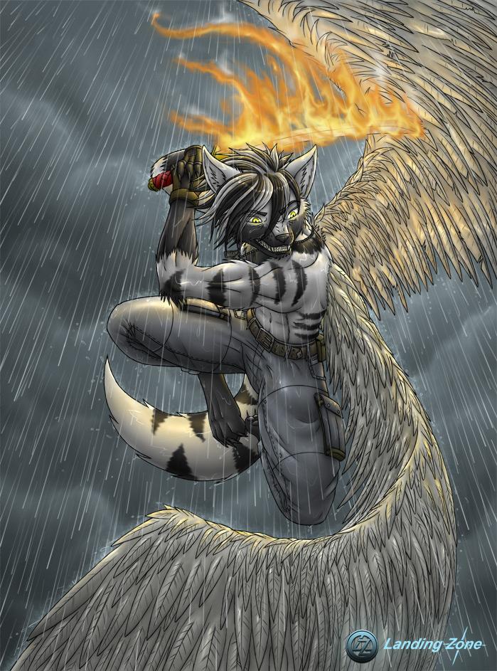 Tempest Omega by LandingZone