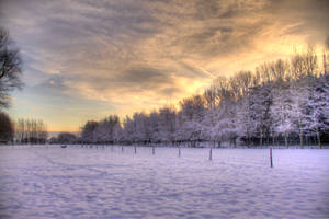 Winter in last Autumndays 1 by chasnam
