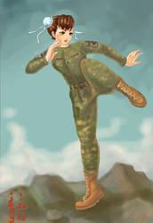 Chun Li for Serayoth